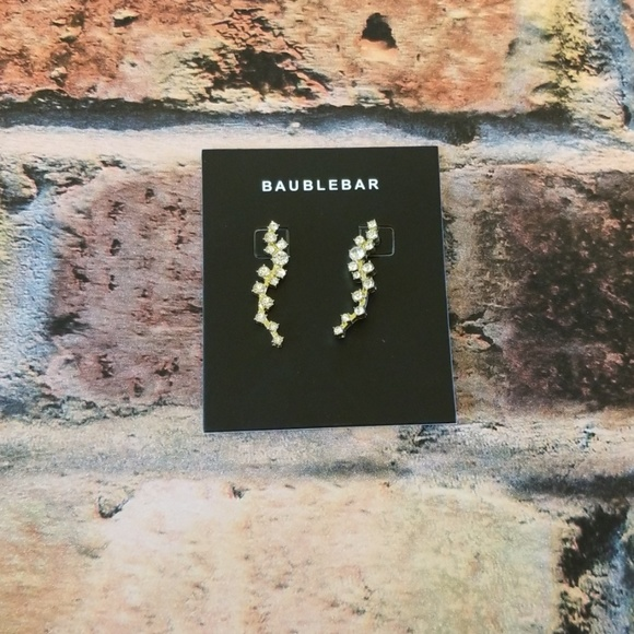 BaubleBar Jewelry - Baublebar Farah Ear Crawlers.